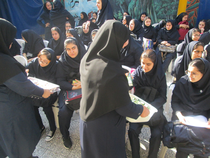جشن مهر سال تحصیلی 97-96