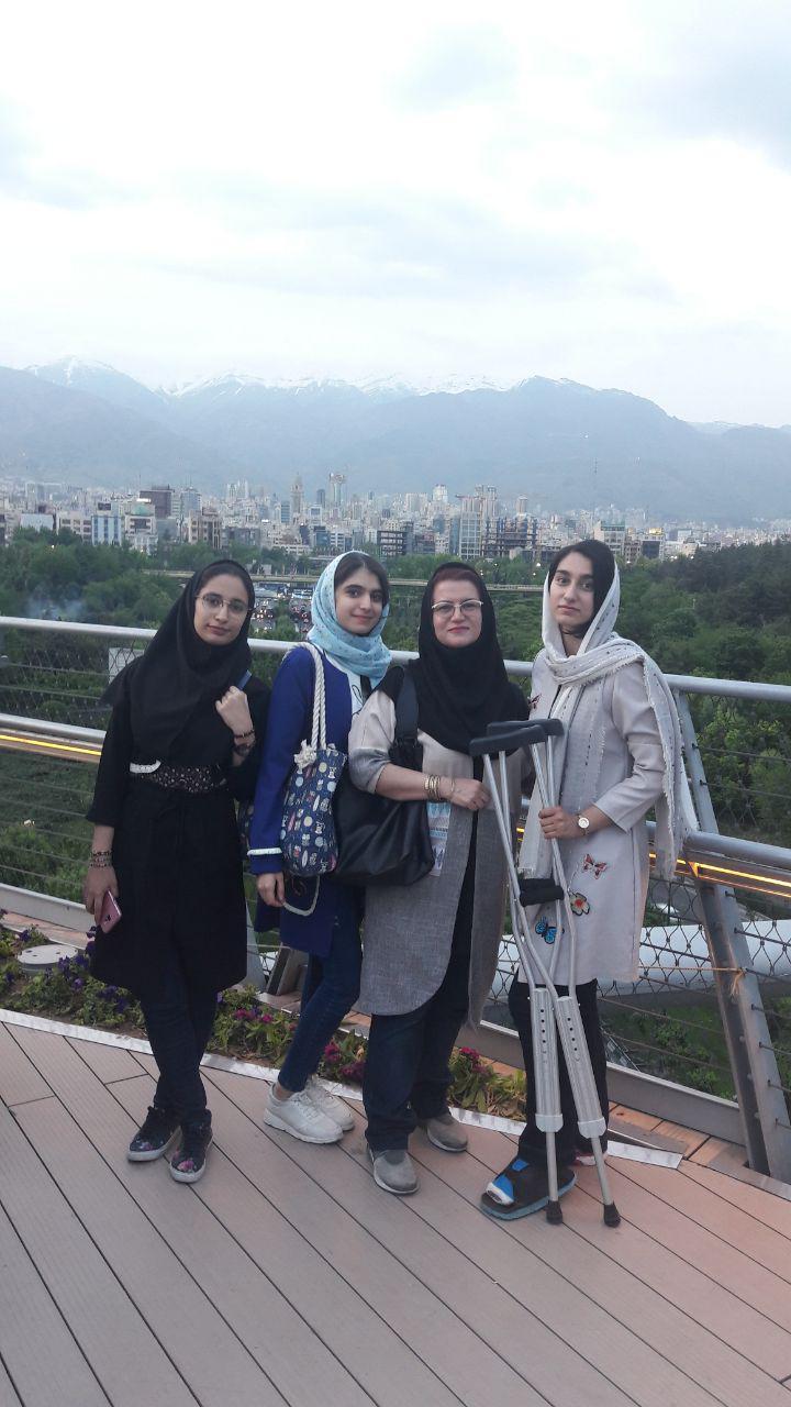 اردوی جشنواره ابن سینا - تهران